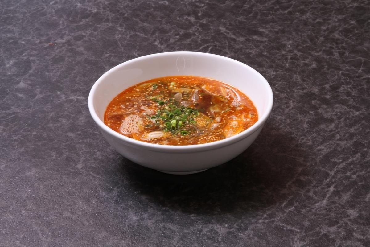 Garlic soup (dry)