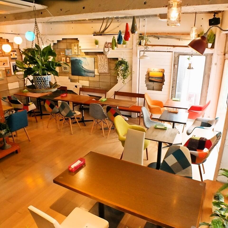 점심을한다면 당점으로 결정! 다양한 리조또와 전채, 샐러드, 음료 포함 980 엔 ~ 준비.