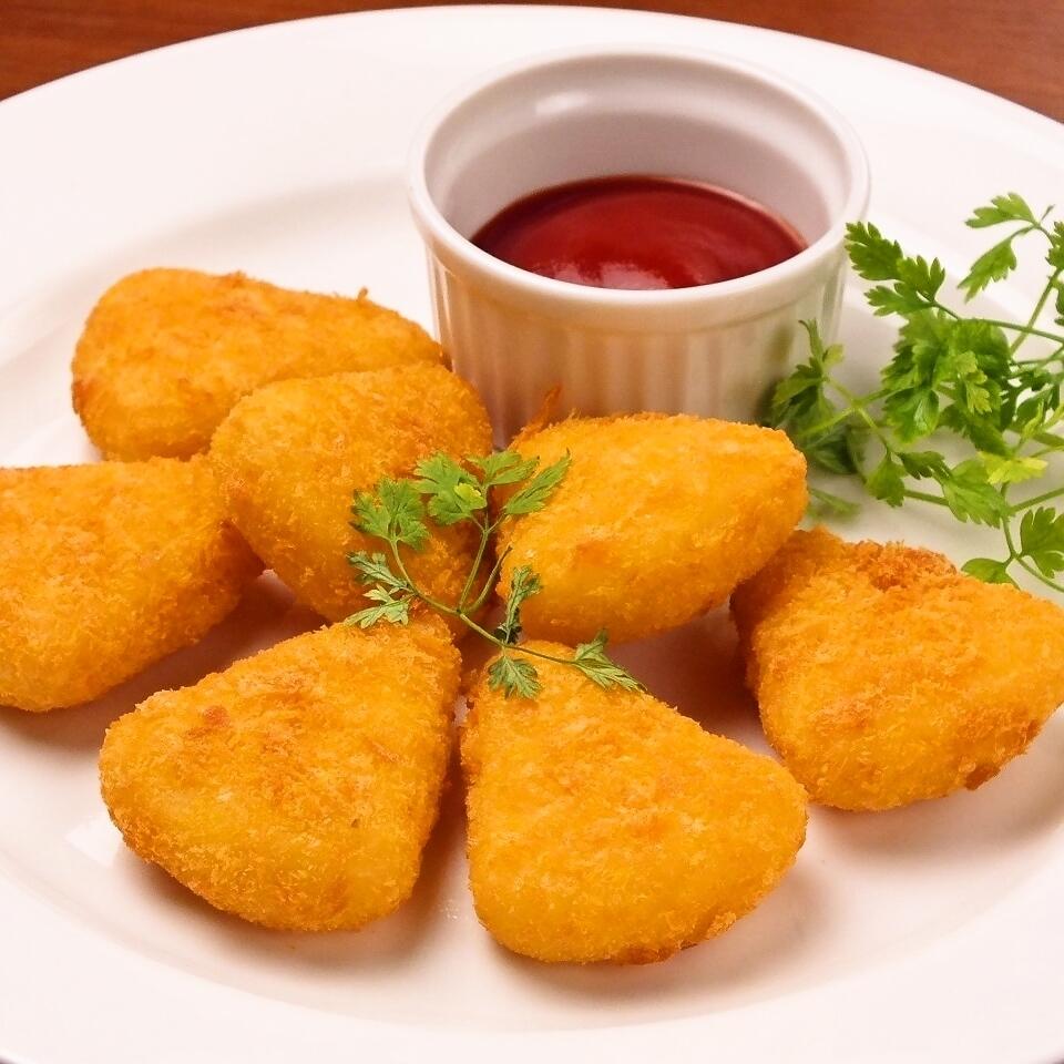 卡门培尔奶酪奶酪薯条