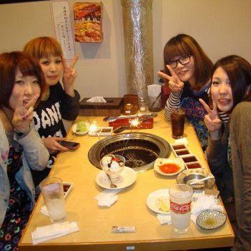 Yakiniku女子协会怎么样?每天都很成功!