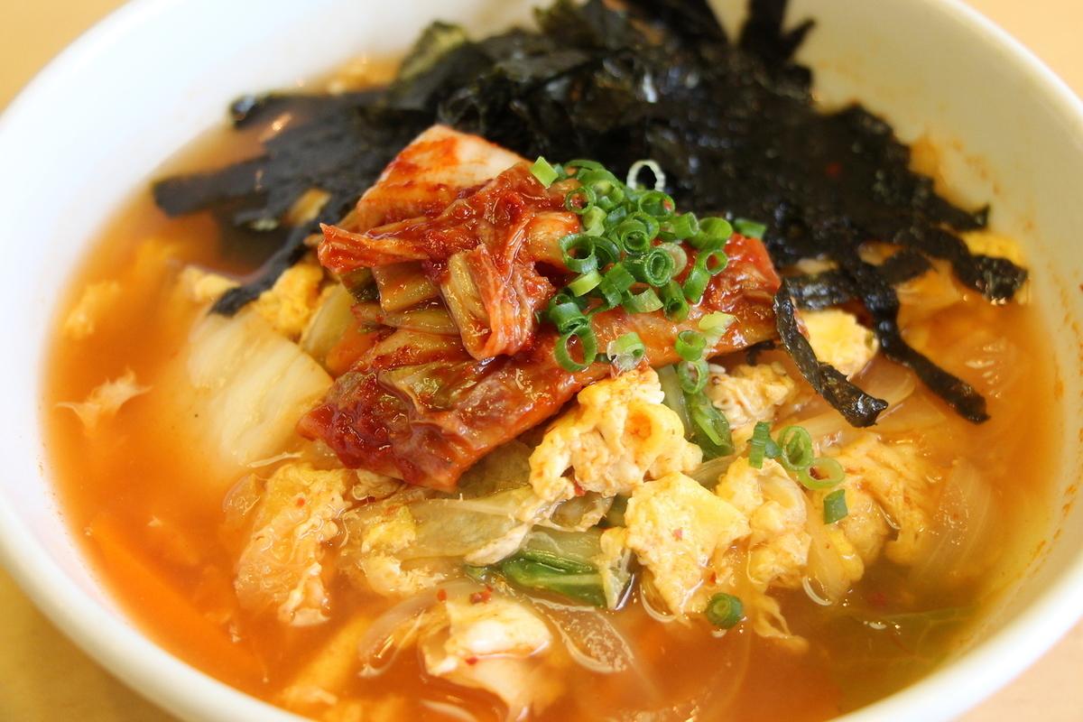 김치 국밥
