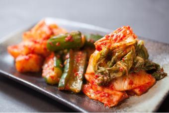 Choi of Choi, Assembling of Kimchi
