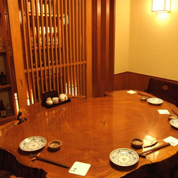 Popular private room (5 persons seat) is GOOD is early reservation