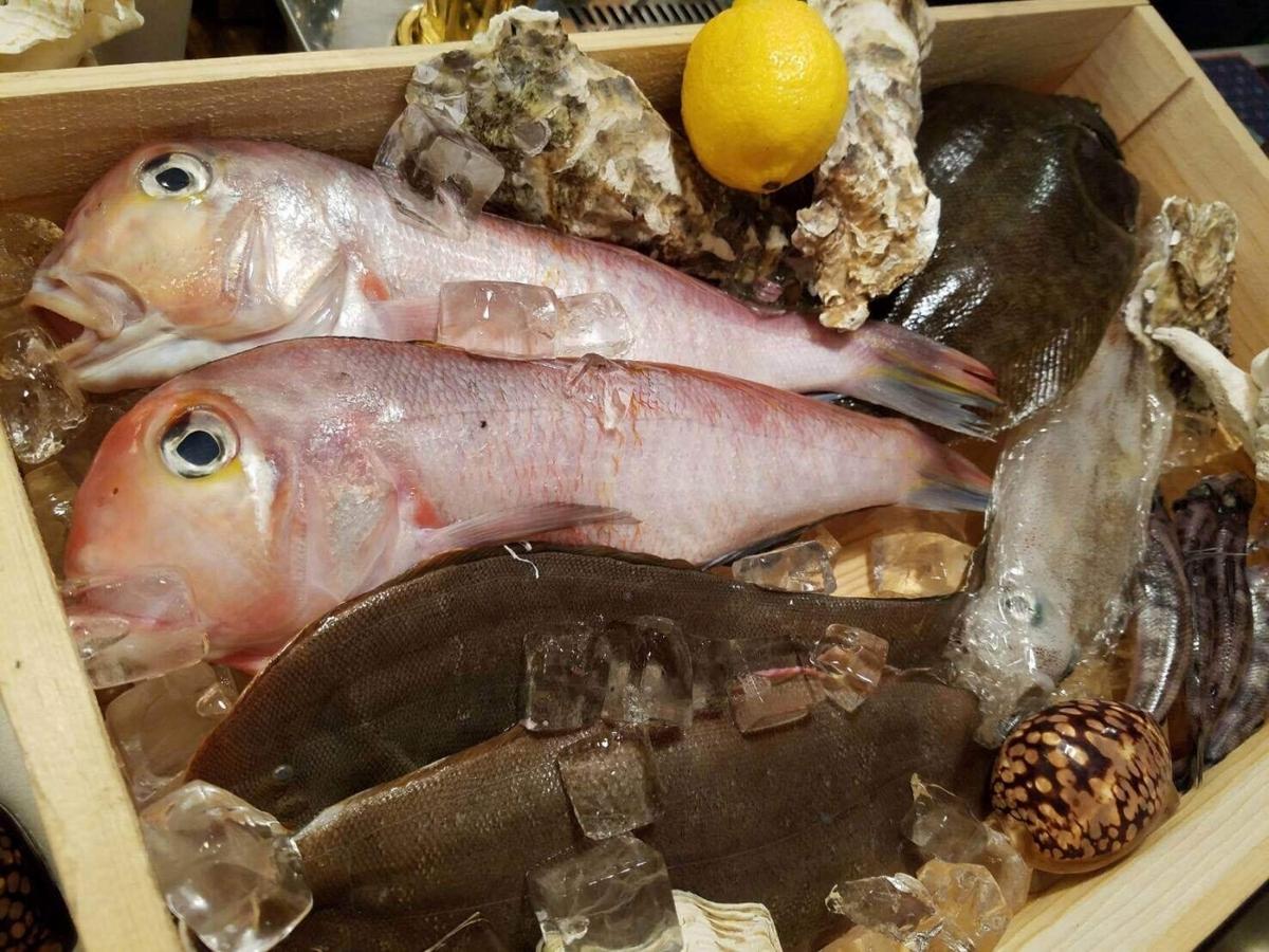 신선한 해산물로 만든 요리가 많이!