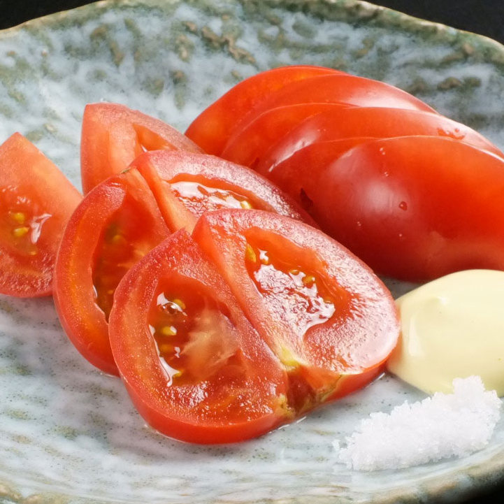 Chilled tomatoes