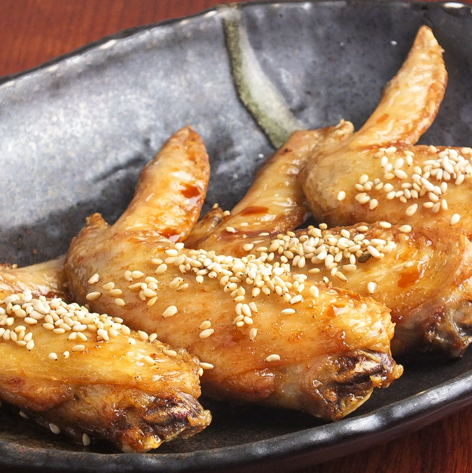 ◇ Specialty ◇ Domestic wings Deep-fried chicken wings