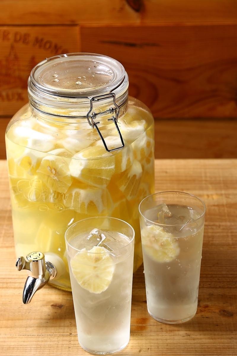 Kinmiya腌制烧酒柠檬酸