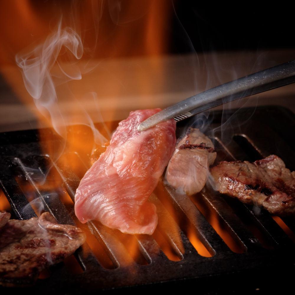 女子会、各種宴会大歓迎!! 焼肉で上質なお肉でおもてなしさせて頂きます!!