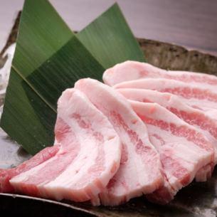 米沢豚バラ