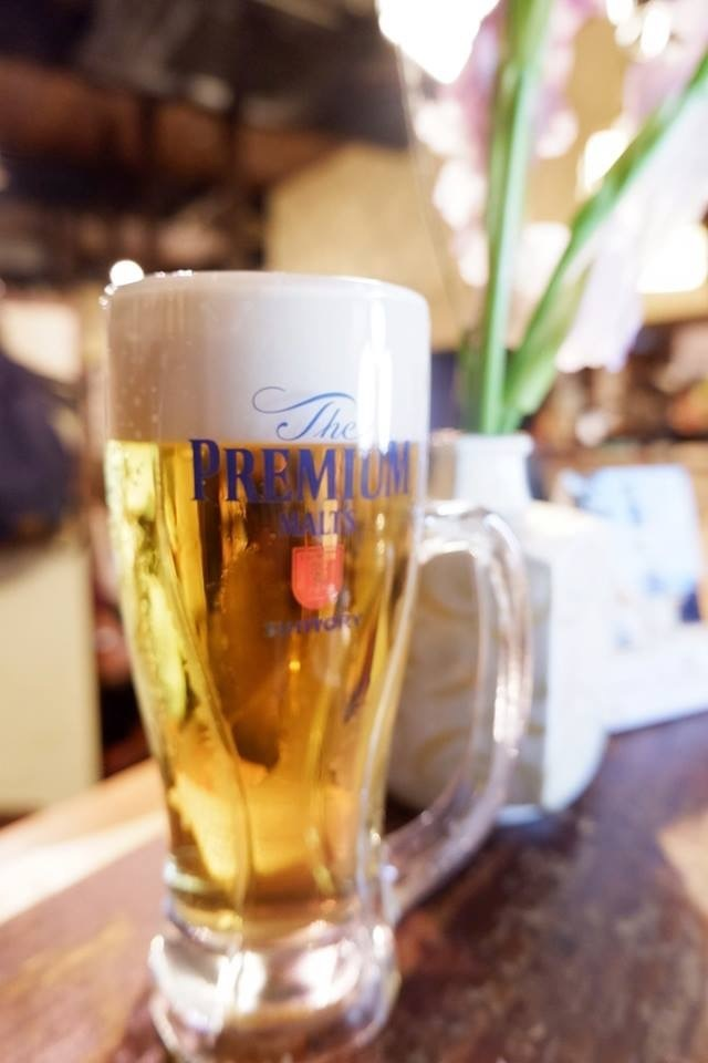 [Draft beer] Suntory Premium Malts