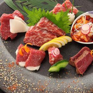 ★ 鮮馬 sashimi platter