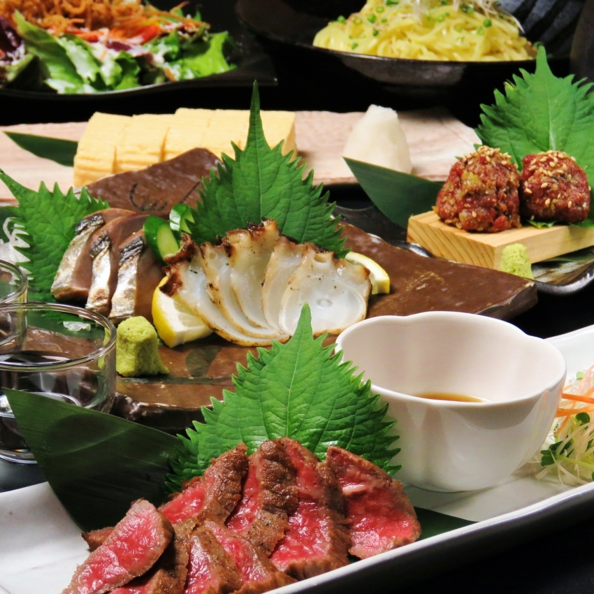 All-you-can-eat course of Benten bar tennis season 3000 yen ~ !!!