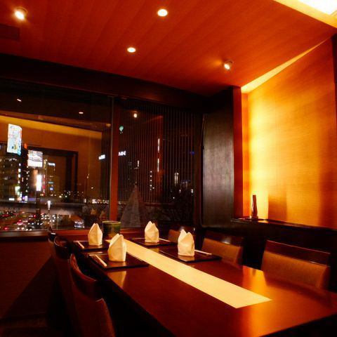 【Completely private room】 We offer completely private rooms according to the number of people.4 people ~ maximum 20 people 迄 OK.