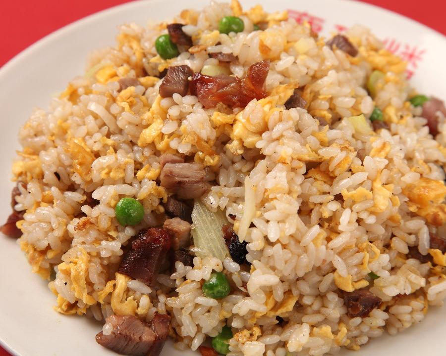 Five fried rice