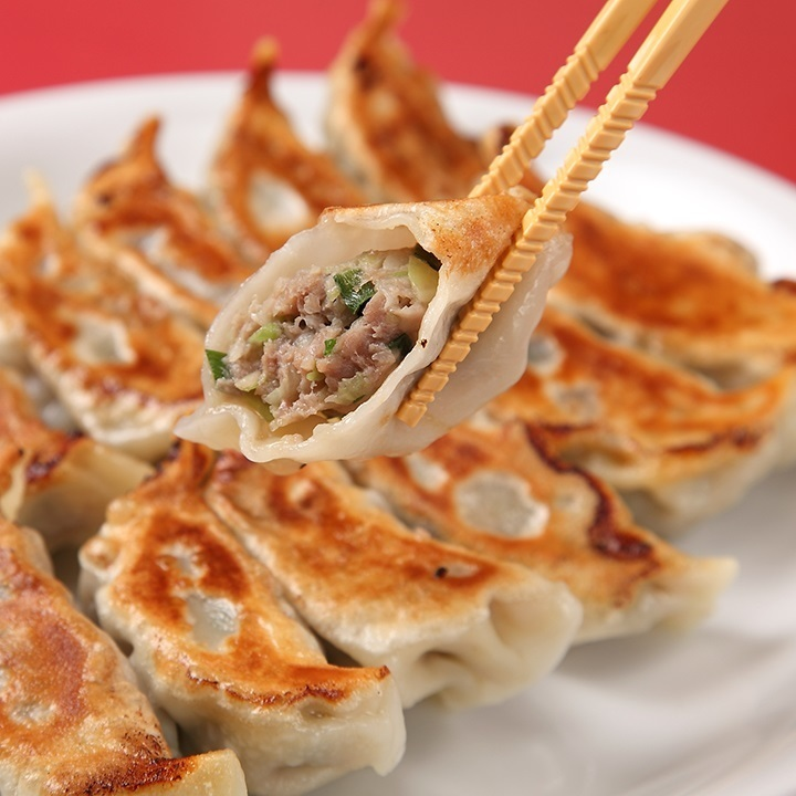 Our specialty dumplings ♪