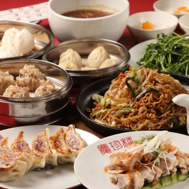 """Enjoy """"color · incense · taste"""" of traditional Chinese Cantonese cuisine!"""
