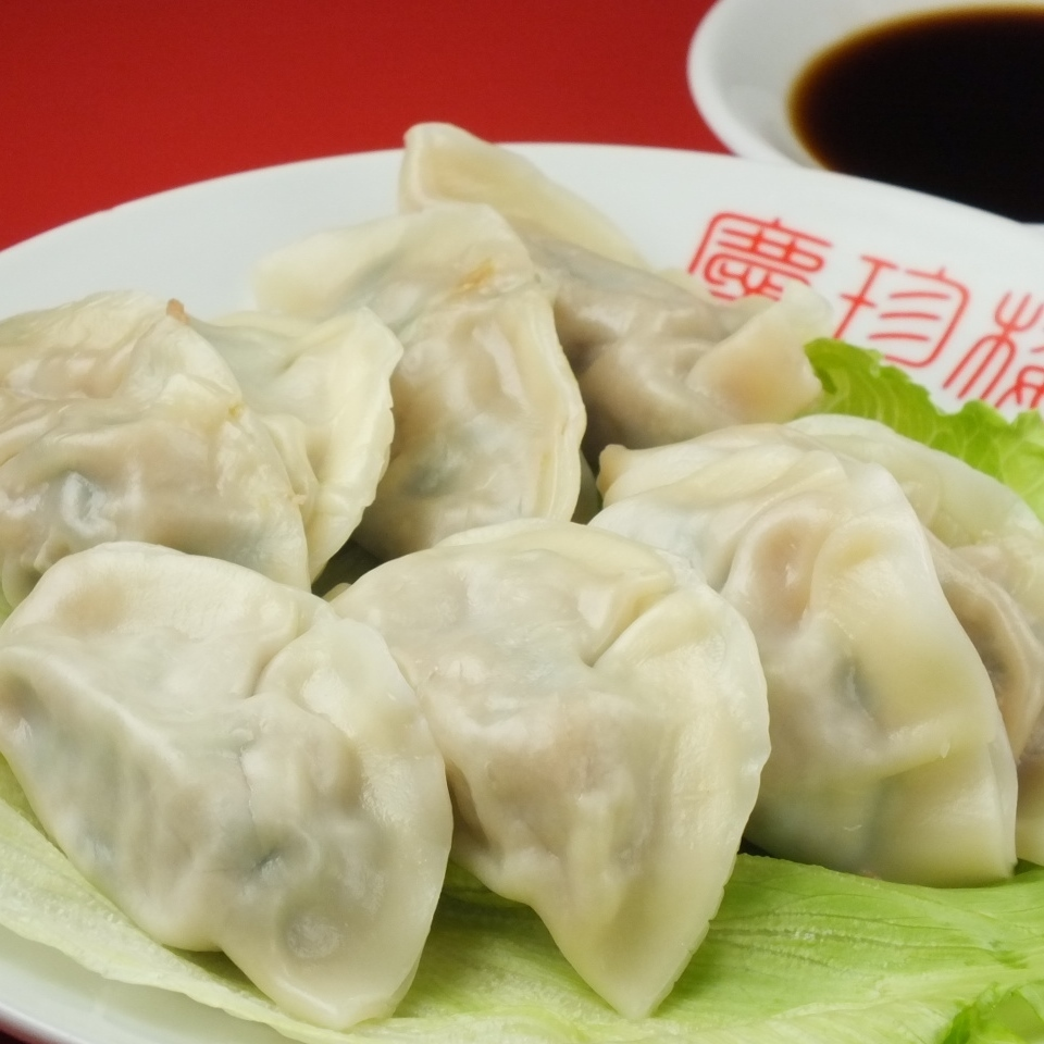 Water dumplings 8 pieces