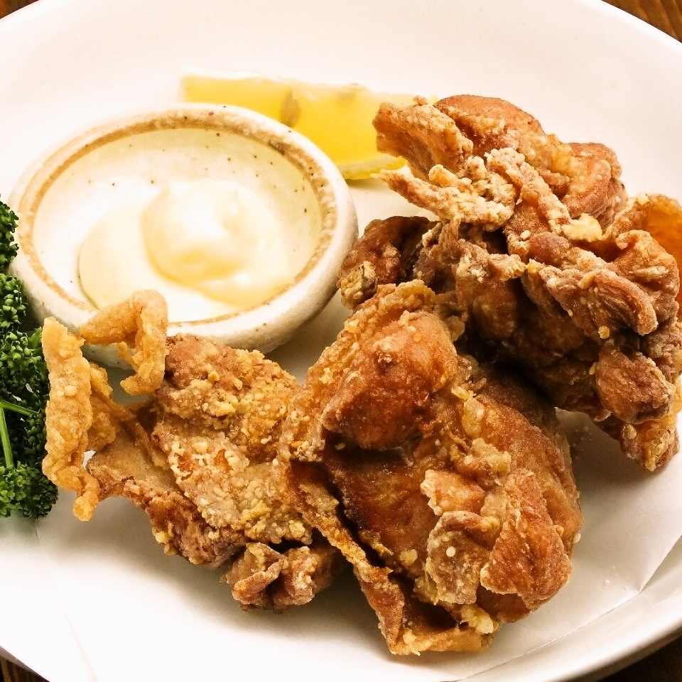 Deep-fried special chicken fried (3/5)