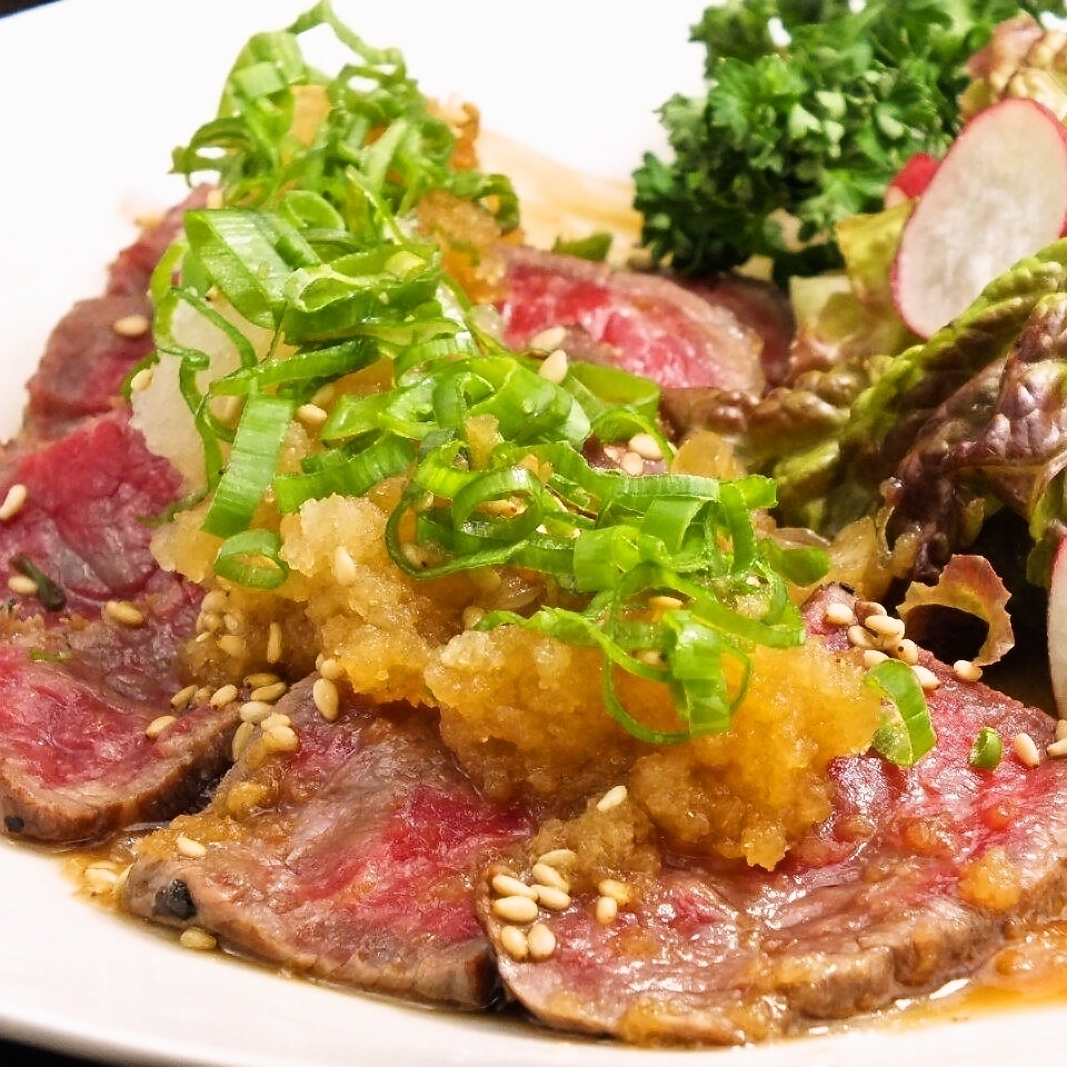 Select carefully! Great dish! 【Broiling Miyazaki beef】 990 yen