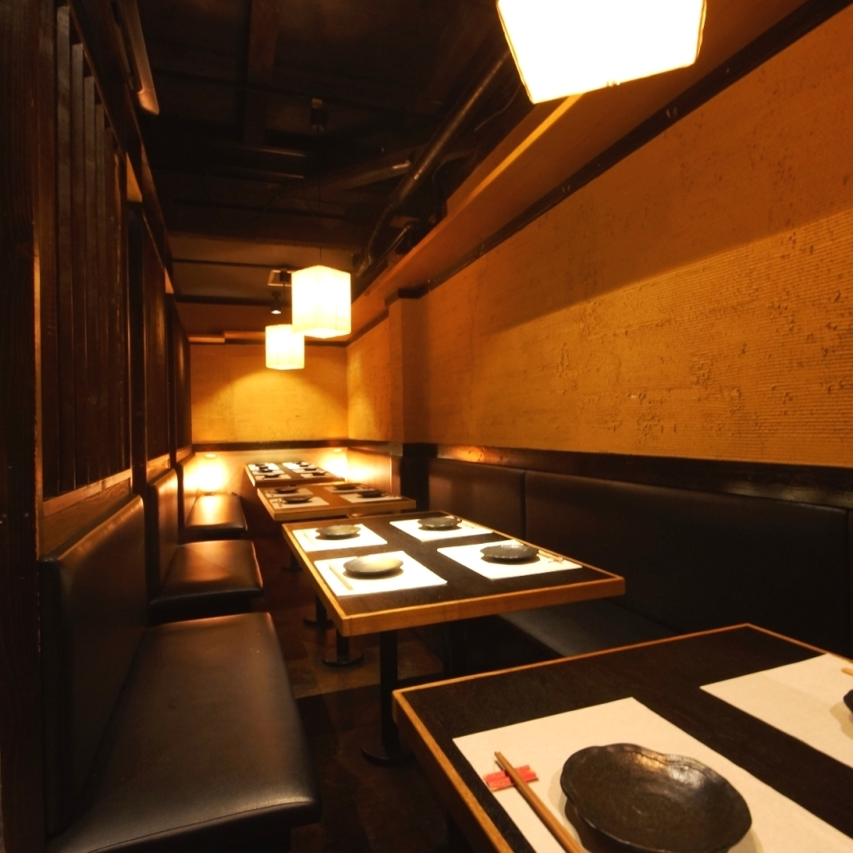 Private room for up to 20 people ♪