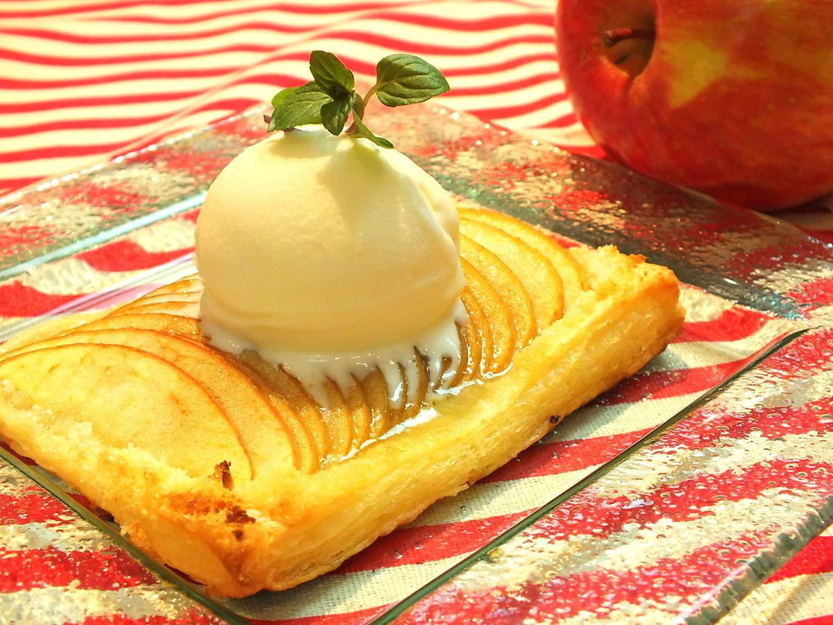 烤脆皮烤蘋果派