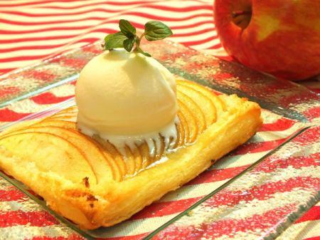 烤脆皮烤苹果派