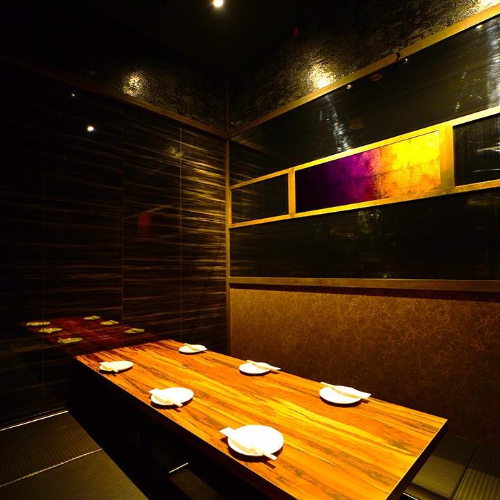 我们的商店Ichi按垫沙发挖Tatsu没有超级VIP完整的单人间★Gokon·娱乐·会议·家庭带来一切包括一个房间!!请在自夸的私人房间喝美味的饮料♪♪