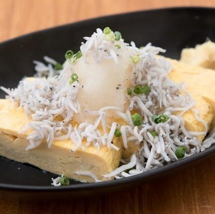 Shiratoru bukkake果汁卷包裹的鸡蛋