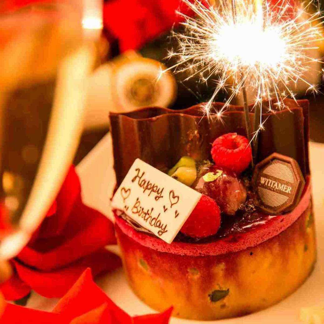 【誕生日・記念日のお客様へ】サプライズデザートをサービス☆