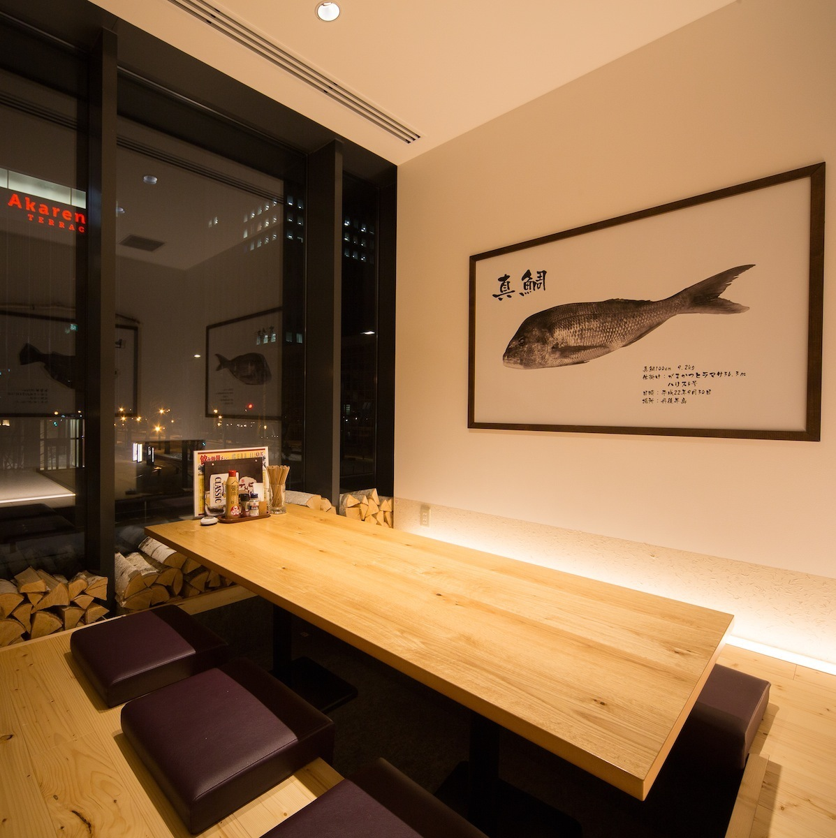 A little gathering ♪ Lengthen your legs and relax relaxing The dining room is private room!