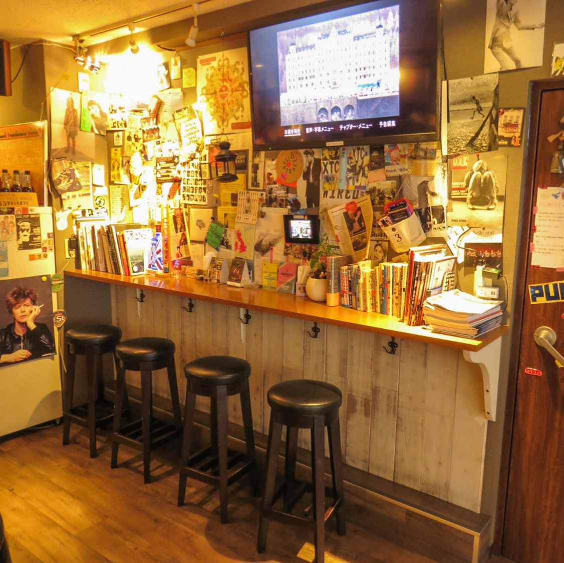 Inside the atmosphere of an adult atmosphere is perfect for dating ♪ It is a space that you can enjoy a conversation while drinking at a stylish counter!
