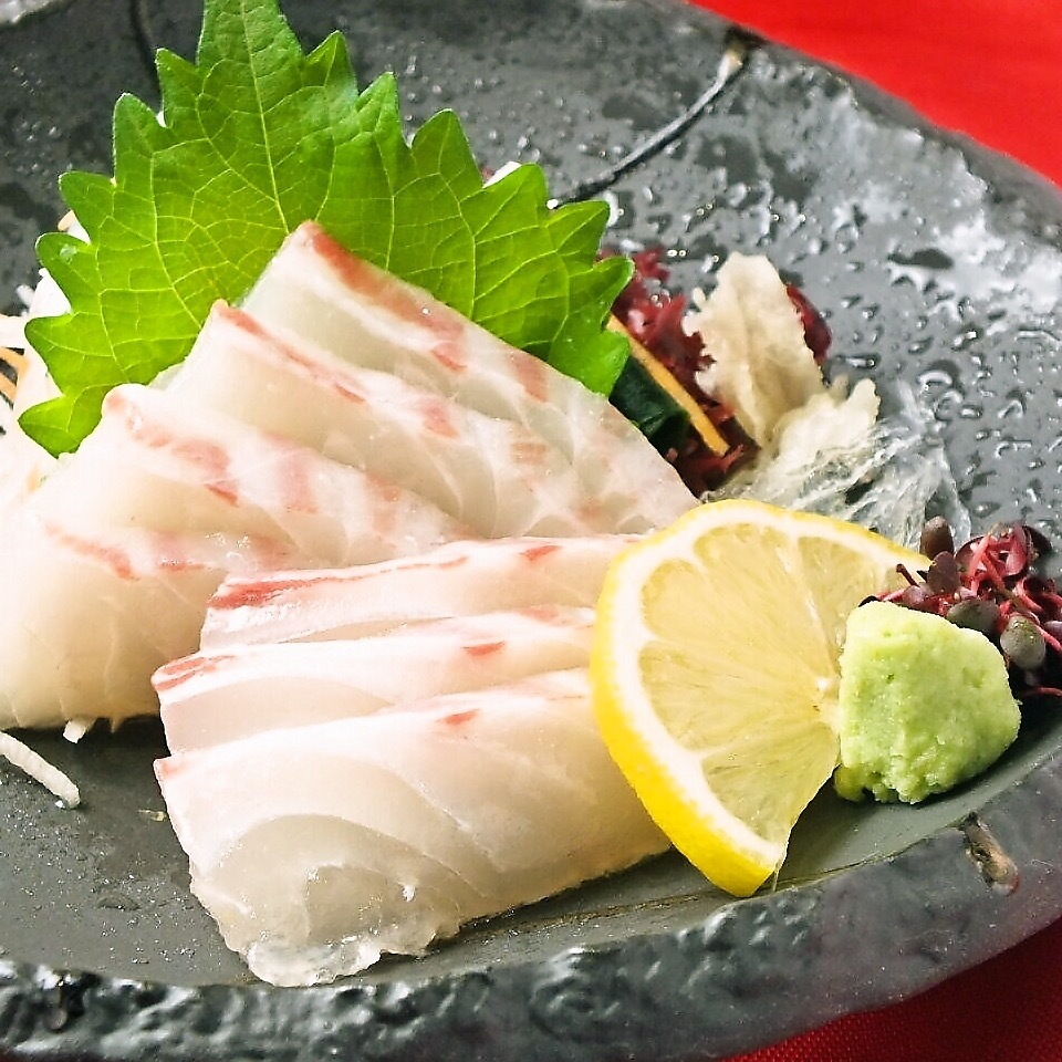 Red Snapper / Tuna / Kanpachi