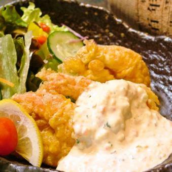 Chicken Namba / Tuna Namban Tartaru