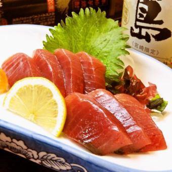 Salmon / bonito stick / Iwashi / water squid