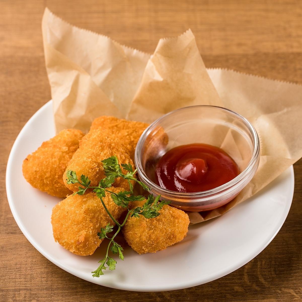 카망베르 치즈 튀김