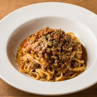 Coarse ground beef 100% Bolognese pasta