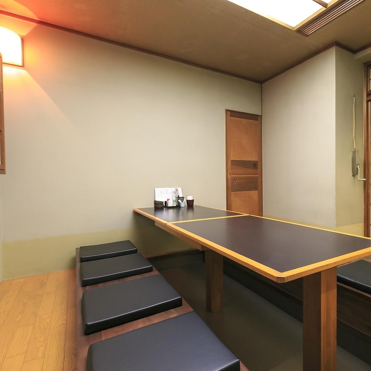 [2楼] 2~10人的增强私人房间★根据号码准备私人房间♪