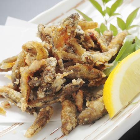 Deep-fried goli