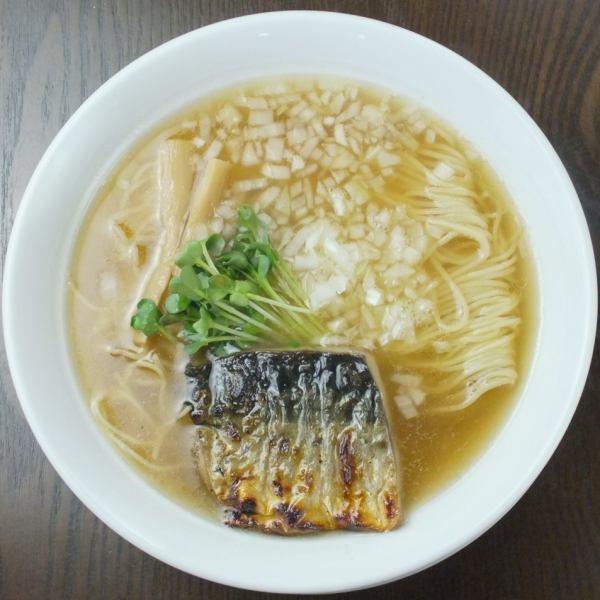 """特產!!銀蕎麥麵〜用木炭烤製的特製醬汁""""Sasa Chashaw""""〜"""