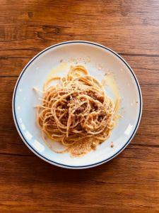 Spaghetti del giorno本日のパスタ