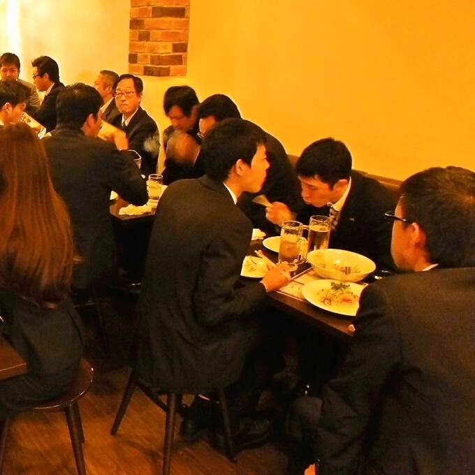 A perfect private room feeling with private all floors! Because you can party without worrying around, it is very popular ♪