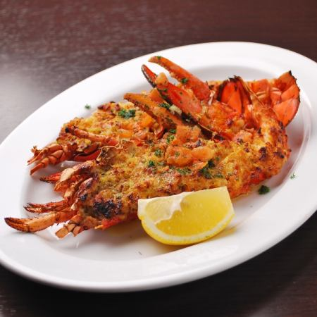 Roasted shrimp prawn (1 tail)
