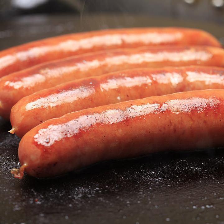 鹿兒島黑豬肉香腸(4)