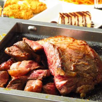 【所有你可以吃,43种你可以喝】原料B /生乳/鸡尾酒/牛肉harami /成熟猪等每人120分钟4500日元