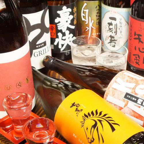 馬肉に合う日本酒・焼酎♪♪