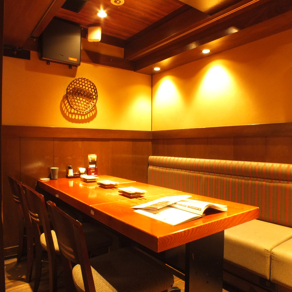 To freely move around and deepen exchanges ♪ perfect seats ♪ Ideal for companion 's dining table ◎