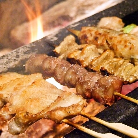 ★ Boastful authentic charcoal grilled chicken