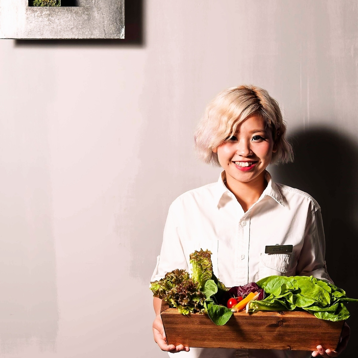 【Welcome to women】 All-you-can-eat vegetables!