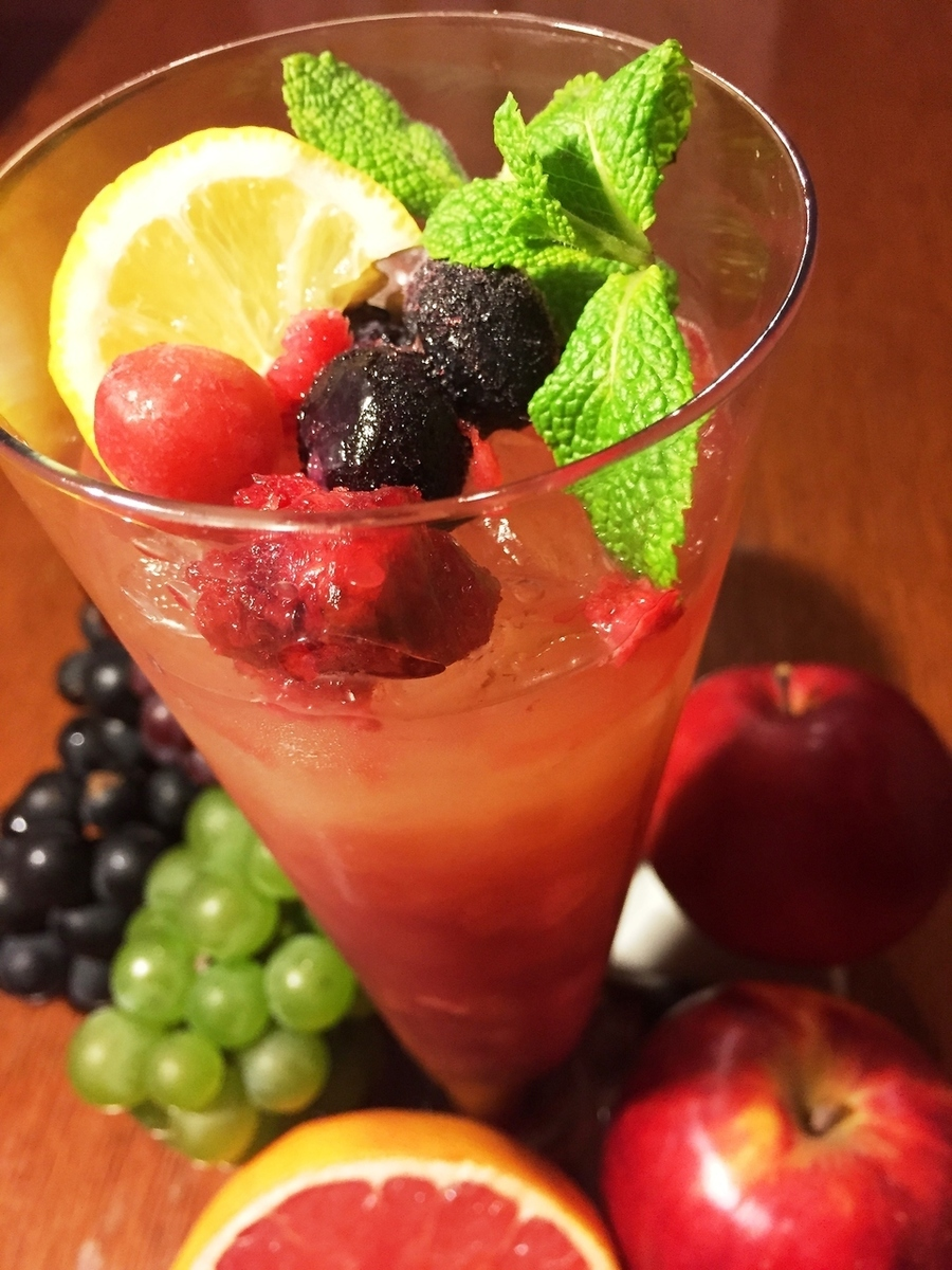 優質水果雞尾酒〜MASTING MIX~