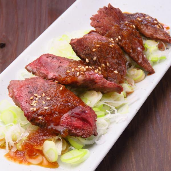 我们最受欢迎☆☆承诺[牛肉Harami]牛排的一项!